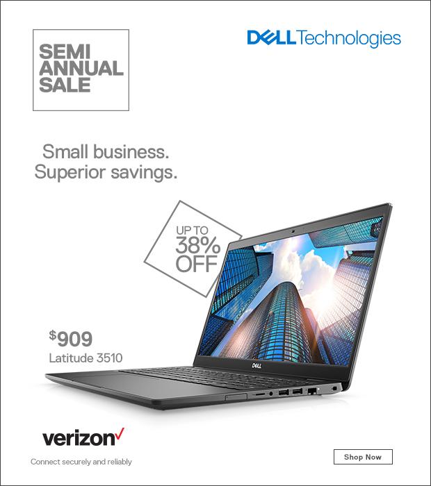 Dell and BCF's 2020 Semi- Annual Sale